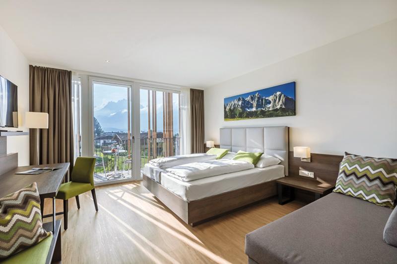 Doppelzimmer Superior 30 m²