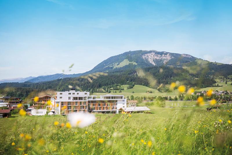 Sommerurlaub im 4-Sterne Alpenhotel Kaiserfels