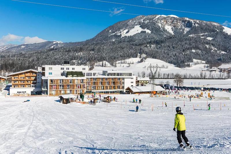 Winterurlaub im 4-Sterne Alpenhotel Kaiserfels