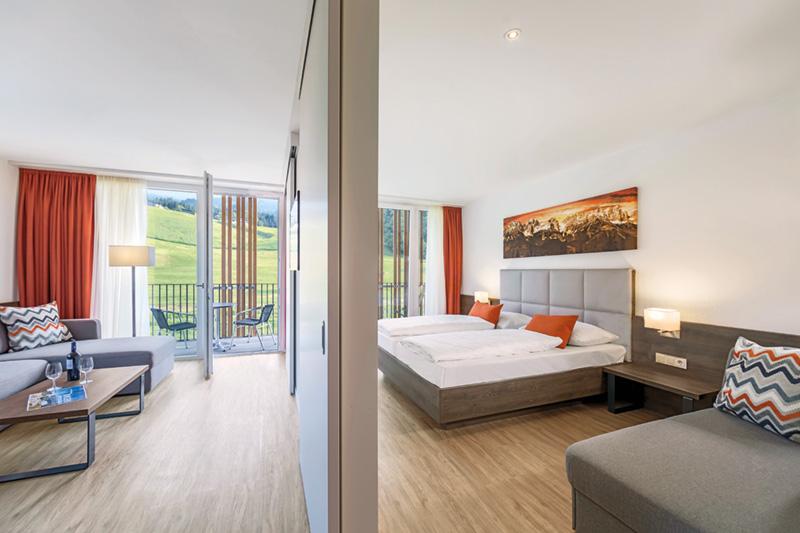 Juniorsuite Superior 45 m²