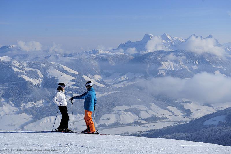 Skigebiet St. Johann-Oberndorf