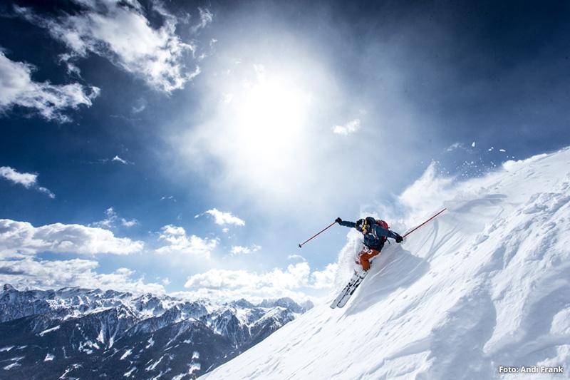 """Freestyler finden den richtigen """"Kick"""" im Ski- & Snowboardpark """"Yellow-Snow"""""""
