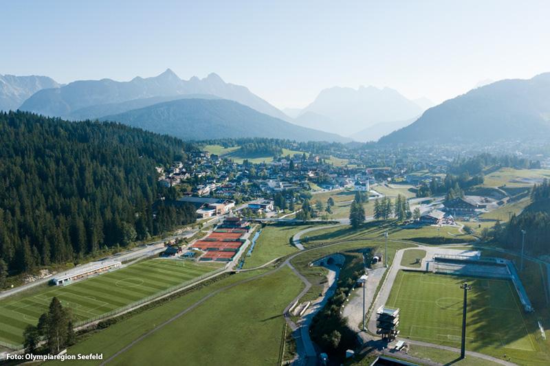 Fußballplatz Seefeld