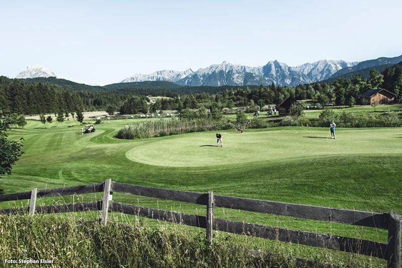 Golfplatz Seefeld-Reith
