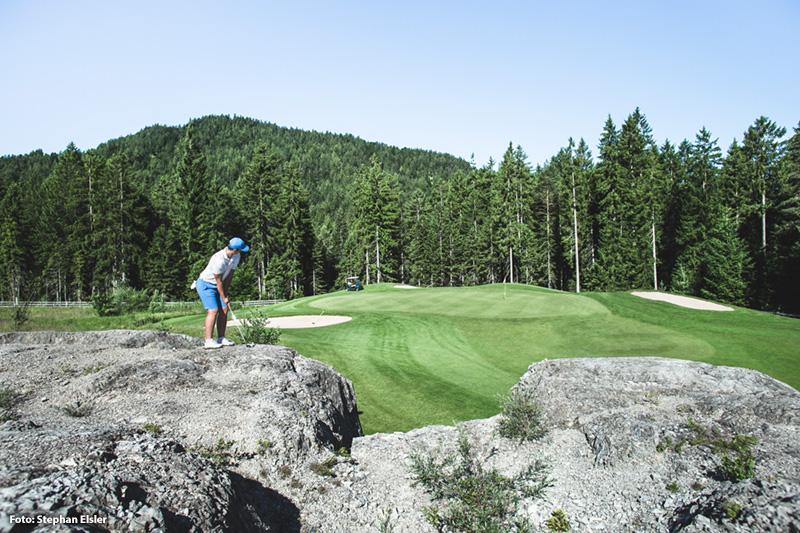 Golfclub Seefeld-Reith Olympiaregion Seefeld