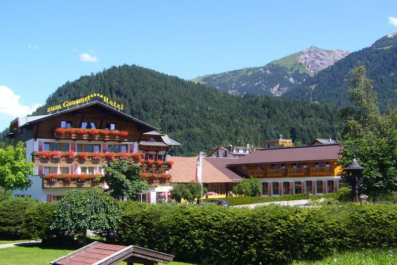 Sommerurlaub im 4-Sterne Hotel zum Gourmet