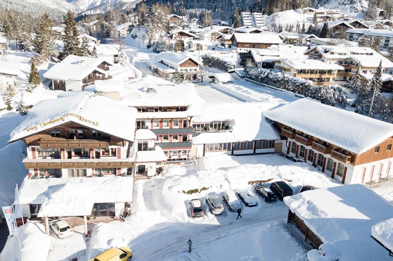 Winterurlaub im 4-Sterne Hotel zum Gourmet
