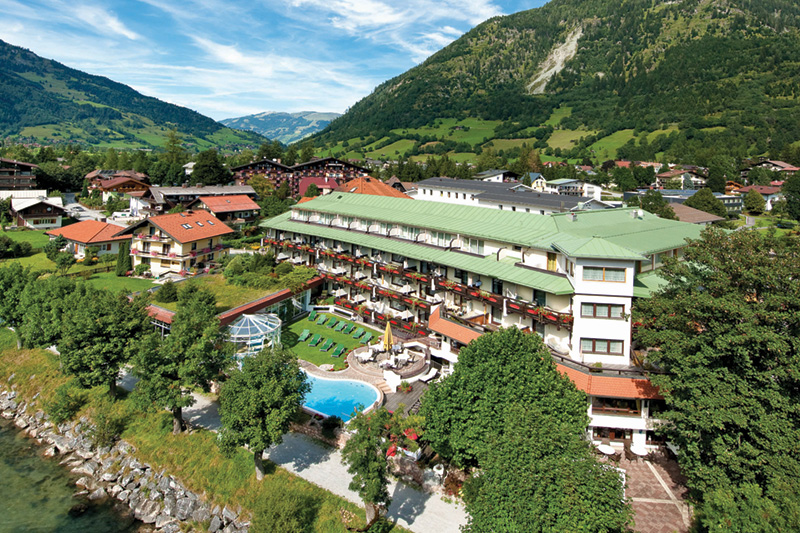 Sommerurlaub im 4-Sterne Hotel Klammer's Kärnten in Bad Hofgastein