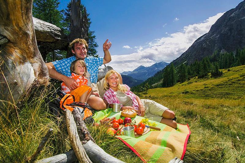 Familienurlaub in den Kitzbüheler Alpen