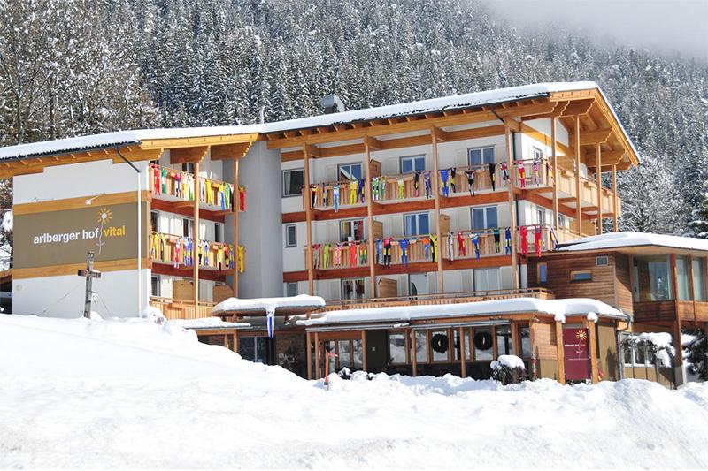 Winterurlaub im Hotel Arlbergerhof Vital in Kärnten