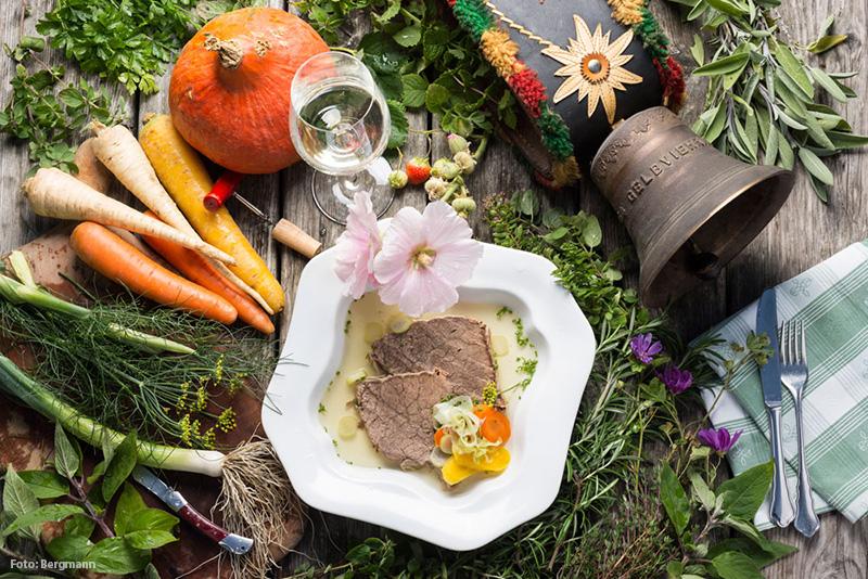 Rindfleischküche bei den ALMO-Genusswirten