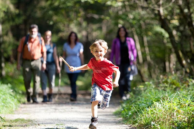 Familienurlaub im Naturpark Almenland