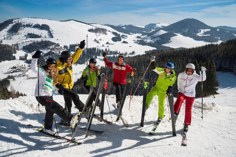 Skifahren in Steiermark