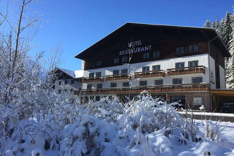 Winterurlaub im Hotel Styrolerhof im Lechtal in Tirol