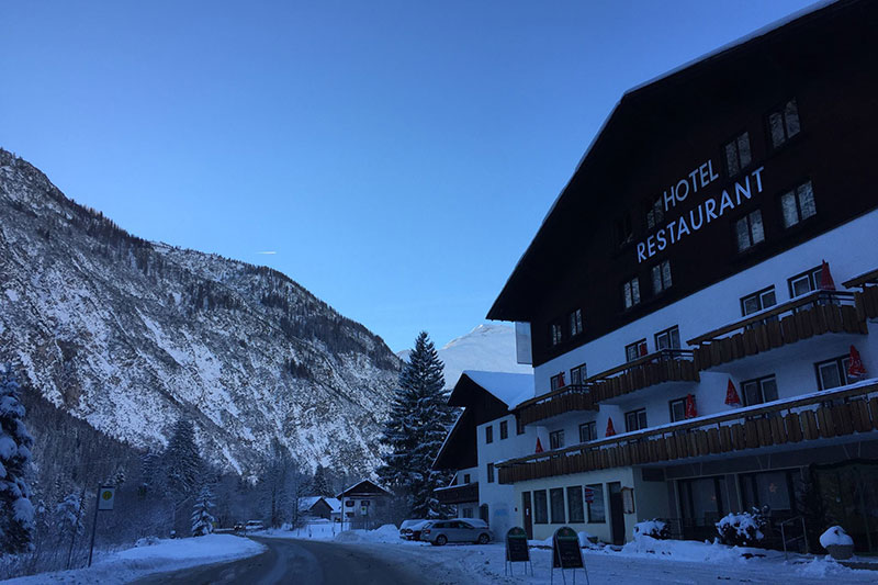 Winterurlaub im Hotel Styrolerhof  mit tollem Ausblick