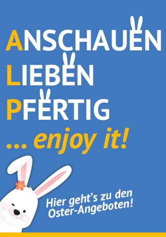Angebot Alpenjoy