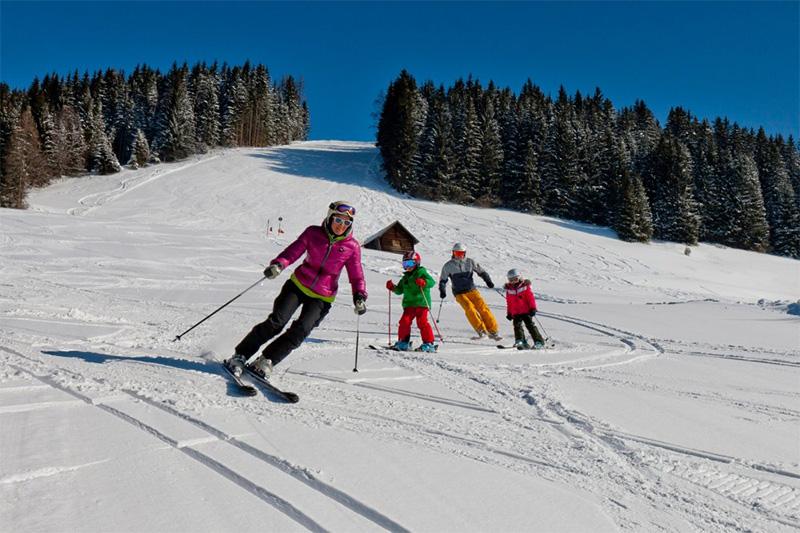 Familienfreundlicher Skiurlaub in Filzmoos