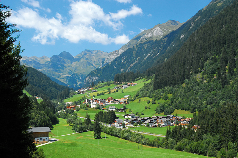 AlphotelTyrol | Mons Silva Chalets - Ratschingstal