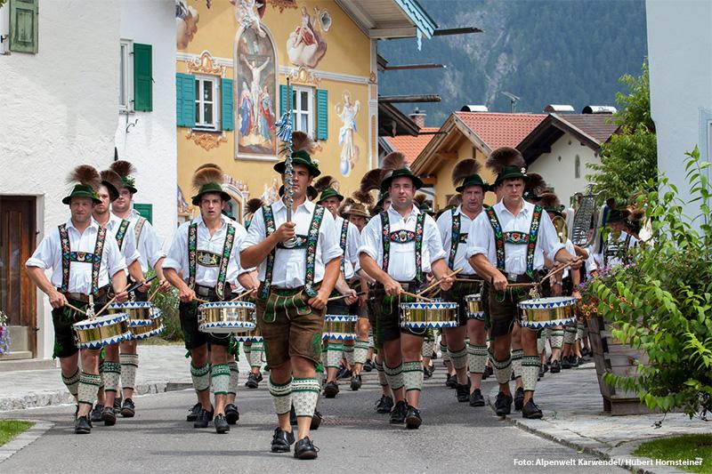 Absolut bayerisch - Musik aus Mittenwald