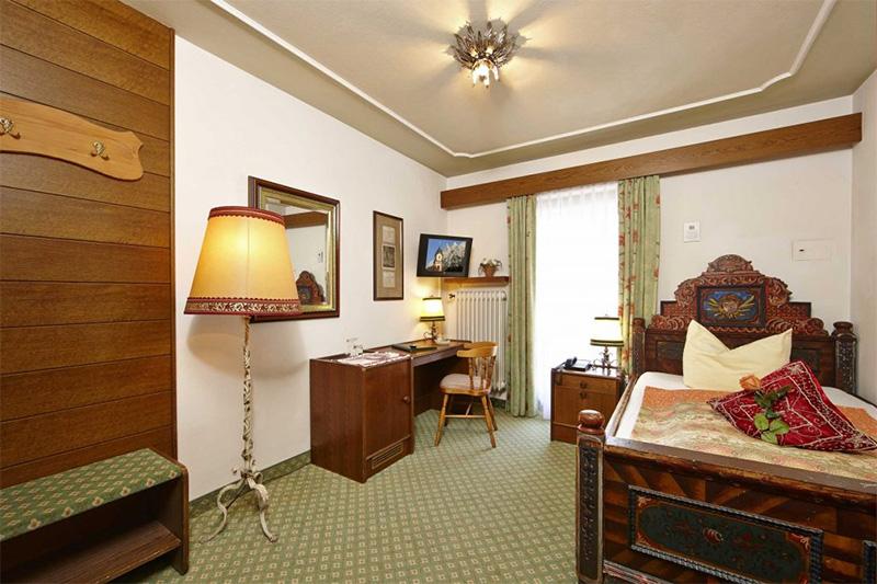 Einzelzimmer mit bayerischen Charme