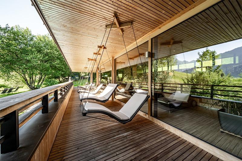 Wellnessurlaub im Naturhotel Chesa Valisa