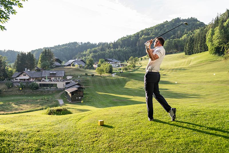 Dein Golfhotel bei Salzburg