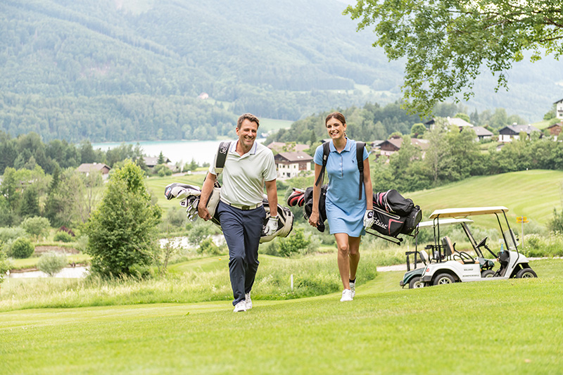 Mitten drin im Golfvergnügen - Der Waldhof Golfclub