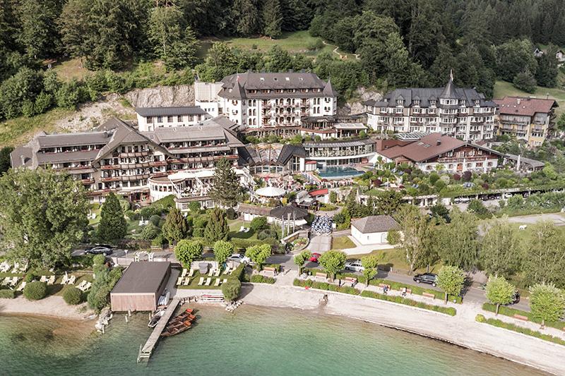 Sommerurlaub in Ebner's Waldhof am See