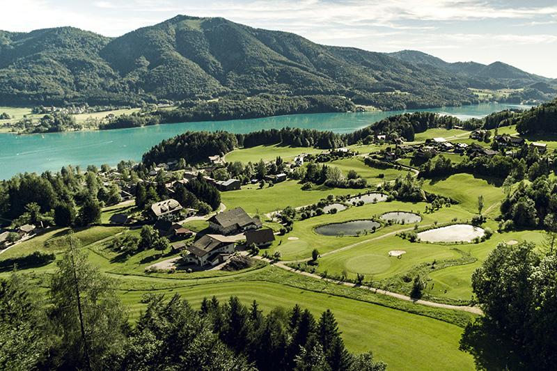 Hauseigener 9-Loch Golfplatz