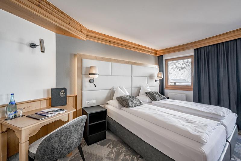Doppelzimmer Franz Senn für 2 Personen