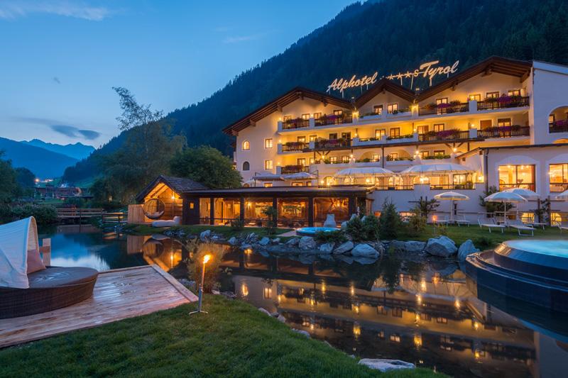 Alphotel Tyrol in Ratschings