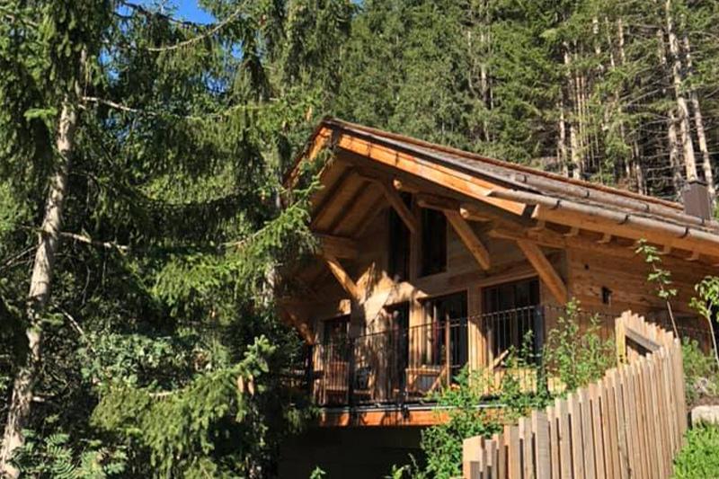 Sommerurlaub im Romantik Chalet für 2-4 Personen in Ratschings