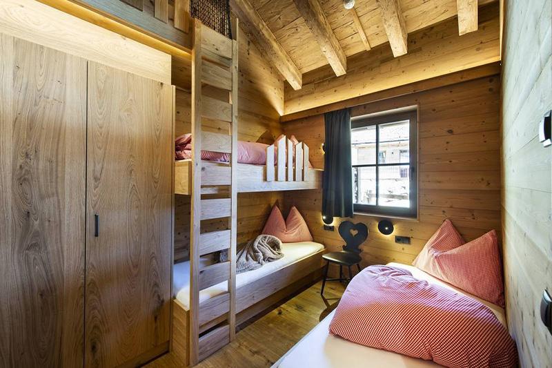 MonsSilva-LuxuryChalets-JagdChalet-Kinderzimmer