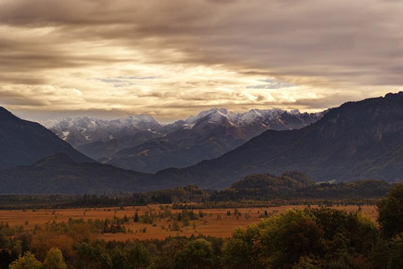 Herbstwandern auf dem Moos-Rundweg