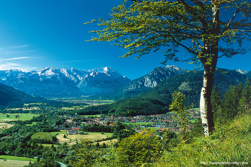 Eschenlohe - Das Tor zum Werdenfelser Land