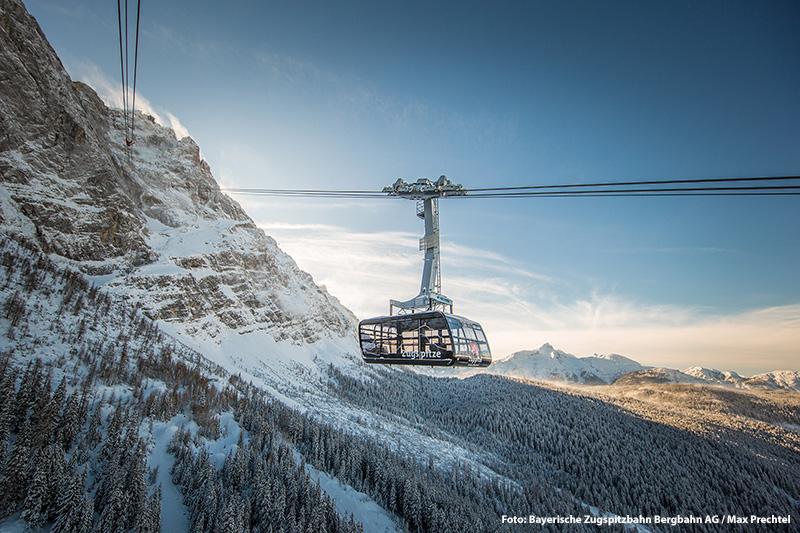 Zugspitze-Seilbahn