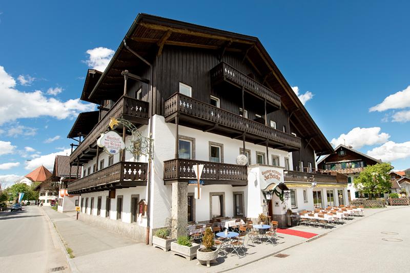 Sommerurlaub im Hotel-Gasthof zur Brücke im Loisachtal