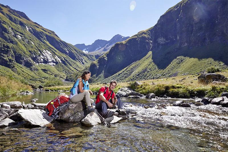 1.856 km² groß ist der Nationalpark Hohe Tauern und liegt in den drei österreichischen Bundesländern Salzburg, Kärnten und Tirol - da findet man immer faszinierende Nationalparkschätze