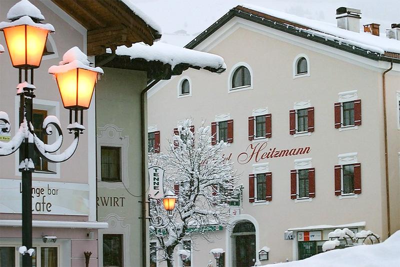 Winterurlaub im Hotel Heitzmann in Mittersill im Salzburger Land
