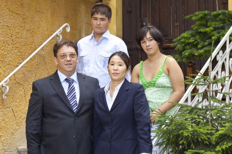 Ihre Gastgeber Familie Strohmer