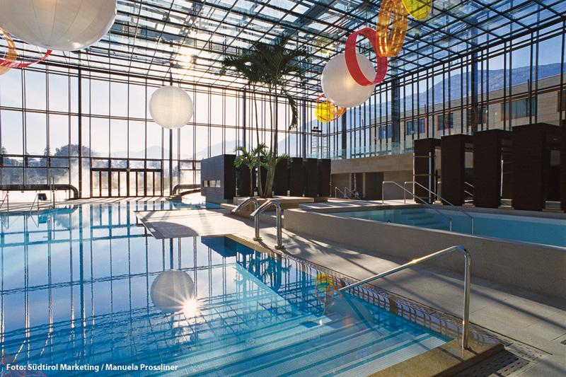 Therme- und Erlebnisschwimmbad Meran