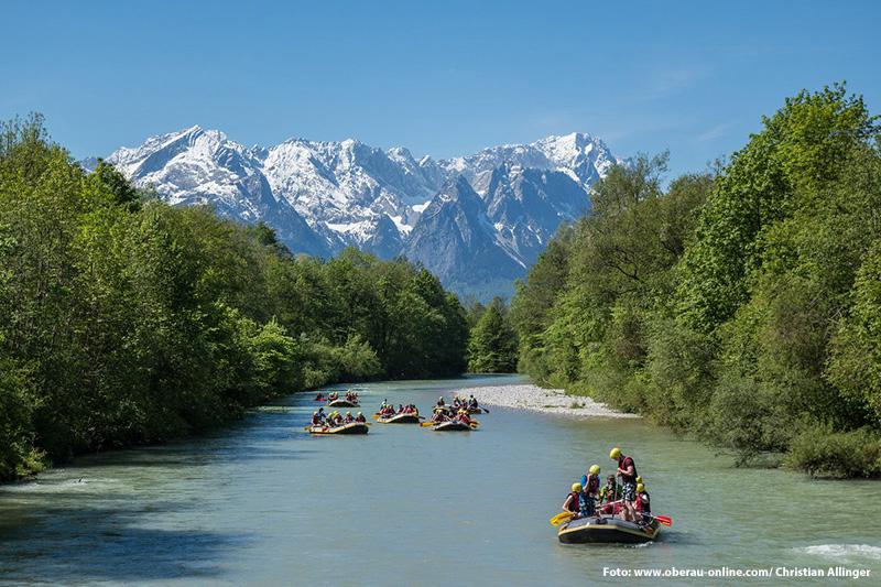 Partner Wildwasserschule Werdenfels in Garmisch-Partenkirchen