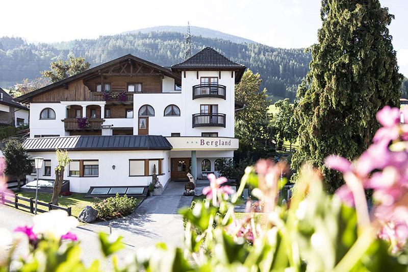 Sommerurlaub im Ferienhotel Bergland in der Ferienregion Pitztal in Tirol