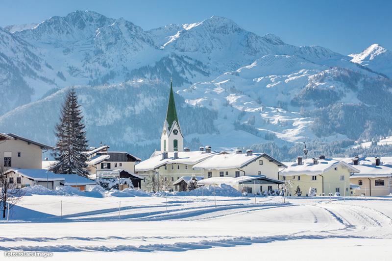 Im Winter ist Hochfilzen für seine Schneesicherheit bekannt. Hochfilzen ist der schneereichste Ort Tirols!