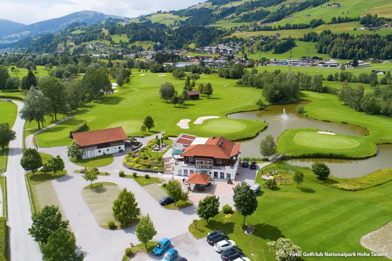 Golfplatz Nationalpark Hohe Tauern - 9 Top-Golfplätze in unmittelbarer Nähe vom Hotel