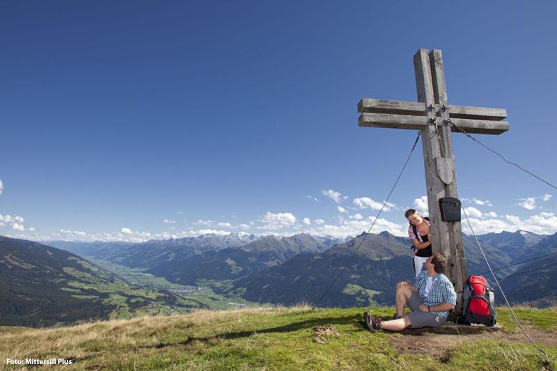 Mittersill ist der ideale Ausgangspunkt für hochalpines Wandern und Bergwandern