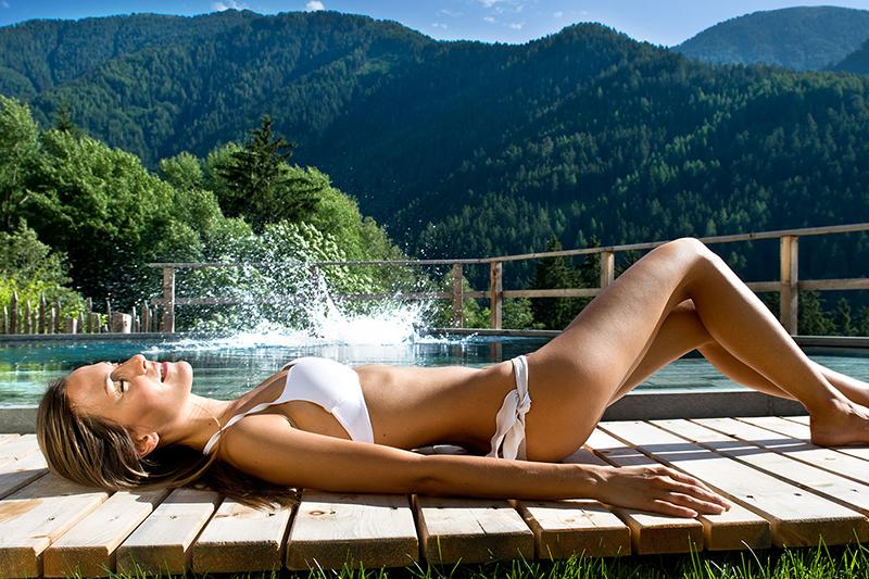 Das Vitalpina & Naturidyll Hotel Bergschlössl steht für Entspannung und Relaxen in Südtirol