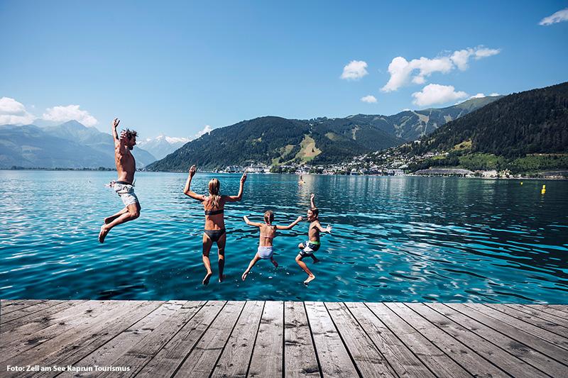 Badespaß & Erlebnisurlaub für Familien
