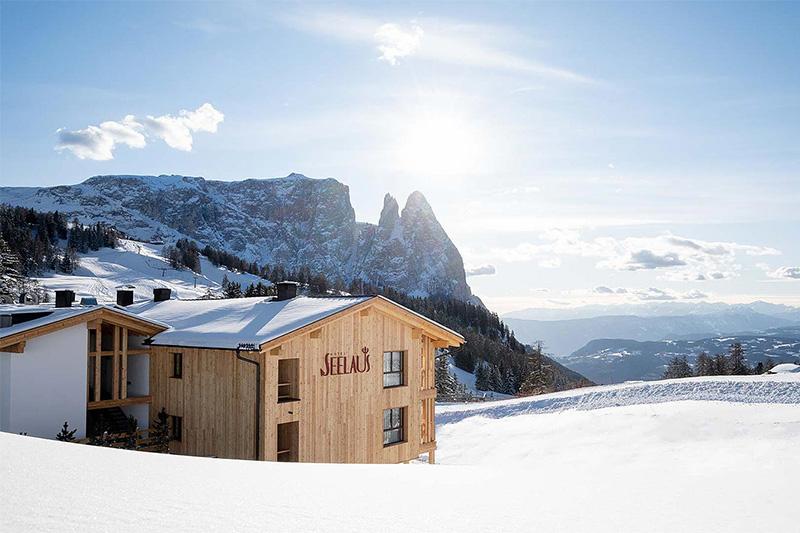 Winterurlaub im Hotel Seelaus, Seiser Alm