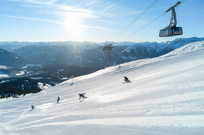 Da über 70% des Skigebiets über 2.000 m liegt gehört das Skigebiet zu einem der schneesichersten Gebiete der Schweiz